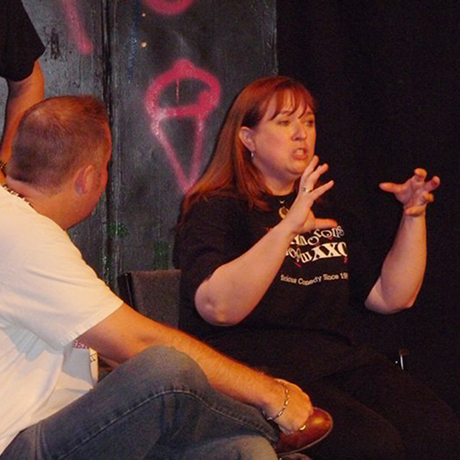 Amy Marquez's Improvisational Comedy