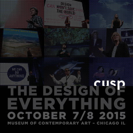 Anticipation for Cusp Conference 2015