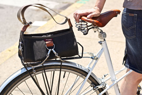 Bags and Biking Culture: Maria Boustead, Founder of Po Campo