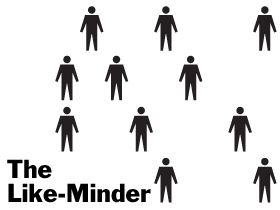 Tap into your inner like-minder