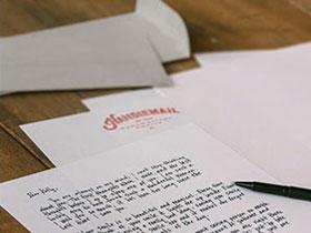 Knoed Creative's jewelry line RFRM and handwriting service Handiemail