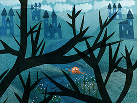 """For Illustrator and Designer Anna Raff, """"Things Are Looking Grimm"""""""
