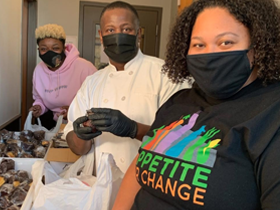 Appetite For Change Leads Their Local Community in a Fresh and Sustainable Way