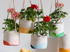 Designer, Photographer Bekka Palmer Turns Threads into Textile Products