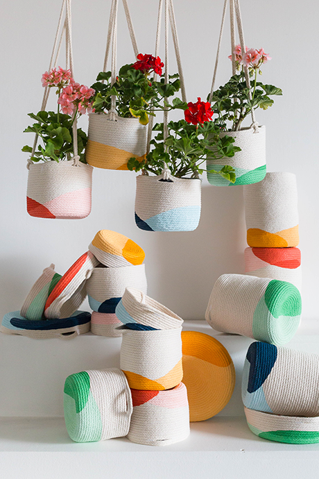 Designer, Photographer Bekka Palmer Turns Threads into Textile Products