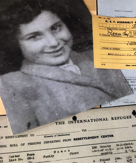 Copywriter Brooke Randel Co-Writes a Memoir with Her Grandma Golda Indig—a Holocaust Survivor
