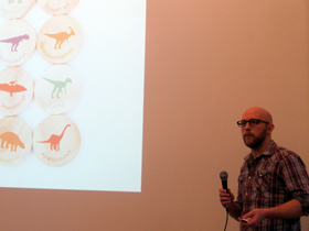 Child-like then and now: Tree Hopper Toys' Eric Siegel at Chicago CreativeMornings #26