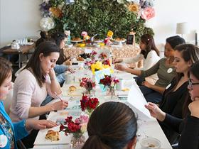 Event series Creative Women's Conversations by Ari Krzyzek