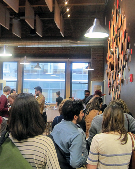 Contemplating CreativeMornings and Zooming in on the Chicago Chapter