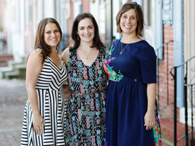 The Three Creative Women of Curious & Co. Creative