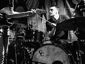 Indie rock band Sunjacket's Garret Bodette
