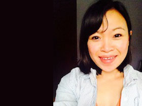 Partner-Publisher Genevieve DeGuzman of Night Owls Press