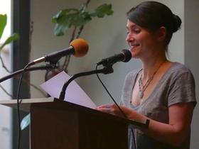 Poet Hannah Stephenson's Paging Columbus for the Literary Community