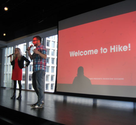 The Hike Conference for new designers