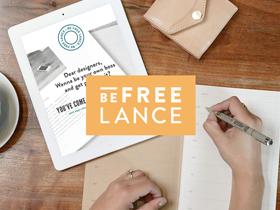Be Free, Lance by Jen Serafini