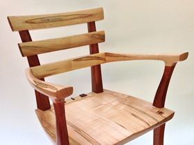 Katie and Joseph Thompson, Designers and Makers in All Things Wood