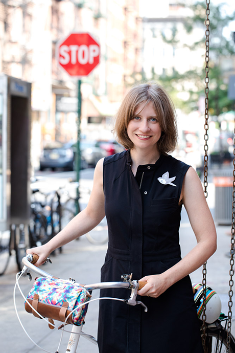 Po Campo bike bags Designer and Entrepreneur Maria Boustead's videos on the Quest for Sustainability