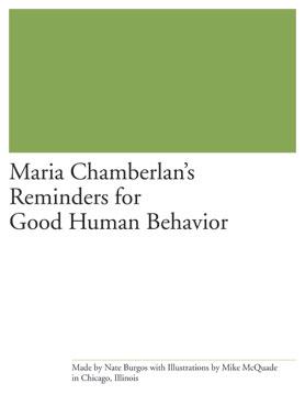 Help Maria Chamberlan
