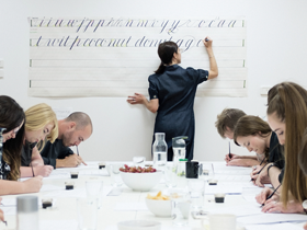 The Best is Yet to Come: Maria Montes Grows as a Freelance Designer and Calligraphy Teacher