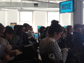 What Designer Jen Marquez Learned at Moxie Conference 2013 in Chicago
