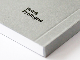 Carissa and Paul Hempton's Print Prologue collection of tools for the creative community