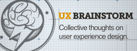 Collective thoughts on user experience design