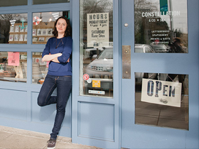 Unifying Craft of Letterpress: Sara McNally, Founder, Constellation & Co.