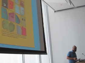 "Chicago CreativeMornings #11 with Shawn ""Shawnimal"" Smith, channeling naivety in creativity"