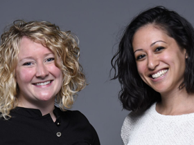 Innovating the hiring process: CFO Abby Cheesman and CEO Elena Valentine of Skill Scout