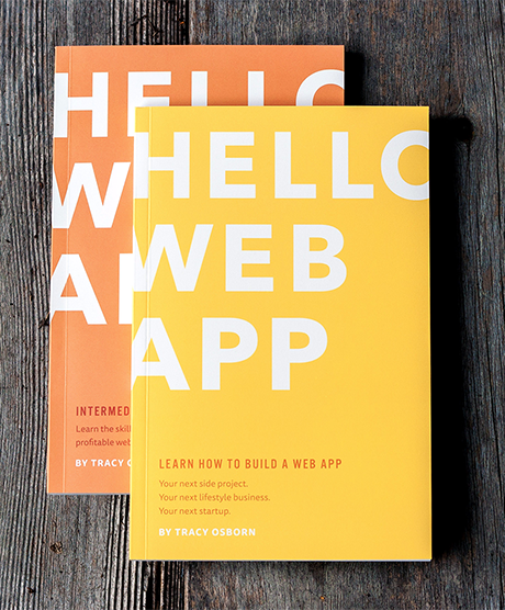 Tracy Osborn's Writing and Teaching on How to Build A Web App