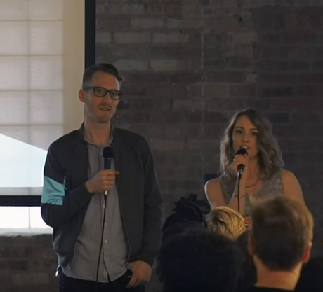 Relationships are all about time: Tru Studio at 53rd monthly CreativeMornings in Chicago